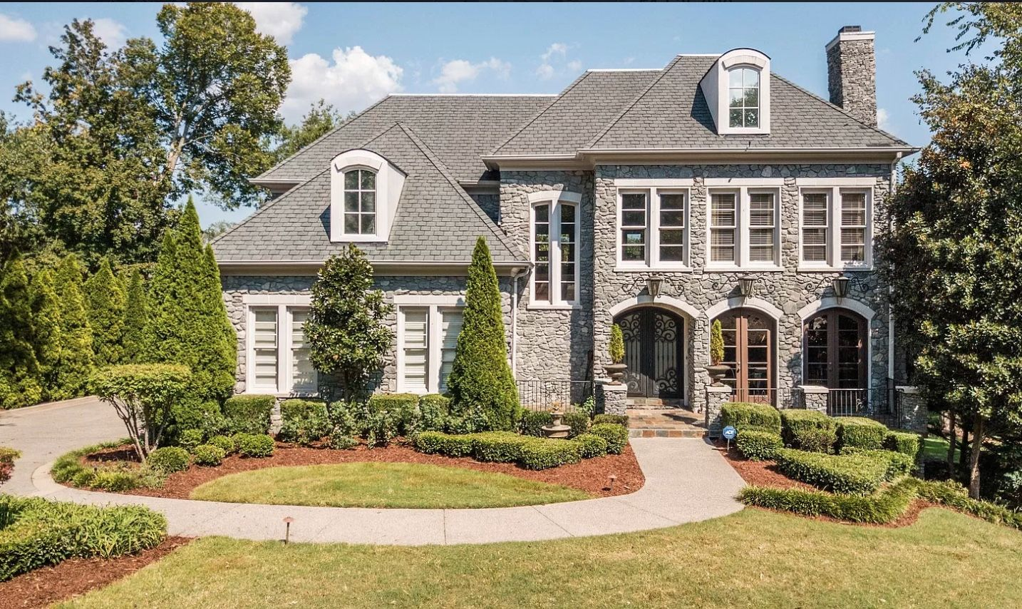 Brentwood Home, TN Real Estate Listing
